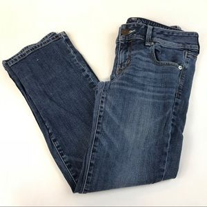American Eagle Womens Jeans Size 6 SHORT Bootcut